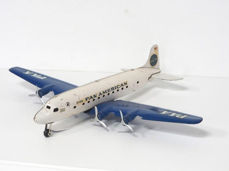 Pan American Airplane