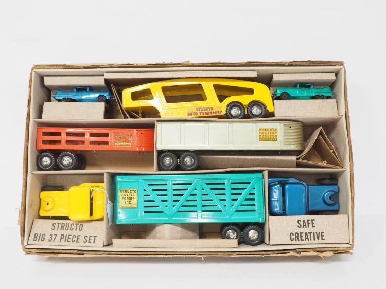 Structo No.540 Truck Set