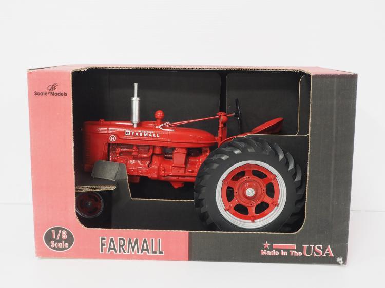 1:8 Farmall H