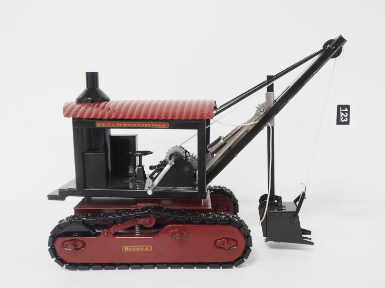 Buddy L Steam Shovel