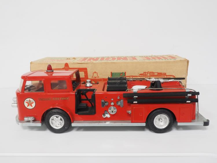 Buddy L Texaco Fire Pumper