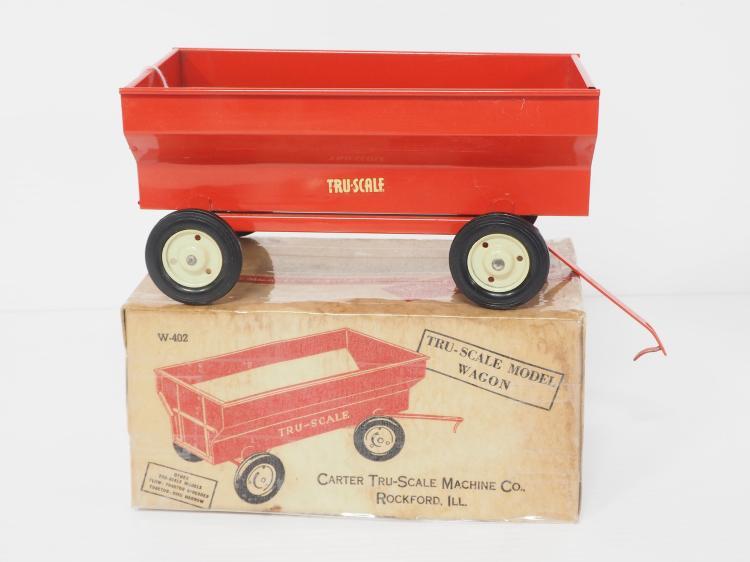 Tru-Scale Farm Wagon