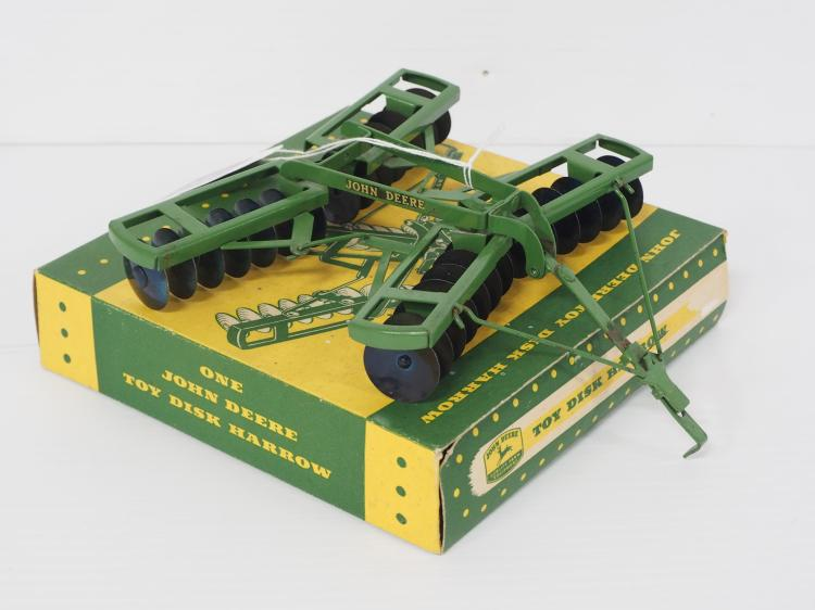 1:16 John Deere Disk Harrow