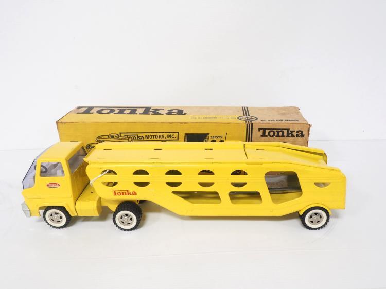 Tonka Car Carrier