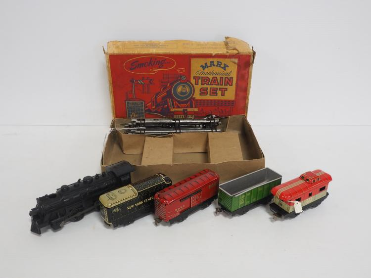 Marx Train Set