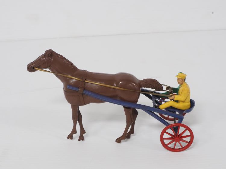 Wind-up Horse & Sulky