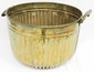 NOS brass Franklin bushel basket - RARE!!!