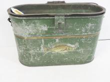 Jones Minnow Bucket