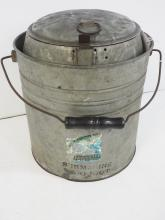 Falls City Submarine Minnow Bucket
