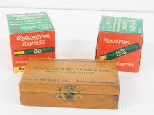 3 Ammunition Boxes
