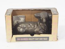 Griswold Lamb Cake Mold