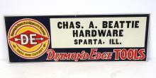 Diamond Edge Tools Sign