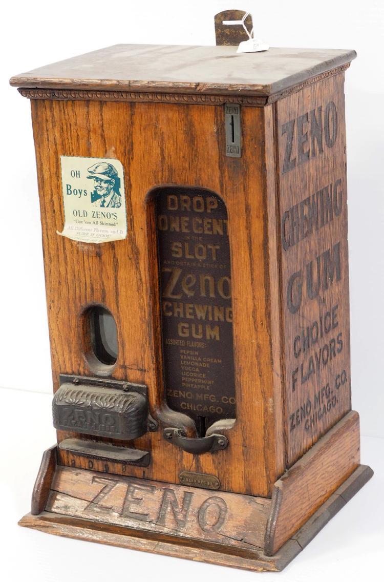 Zeno Chewing Gum Machine