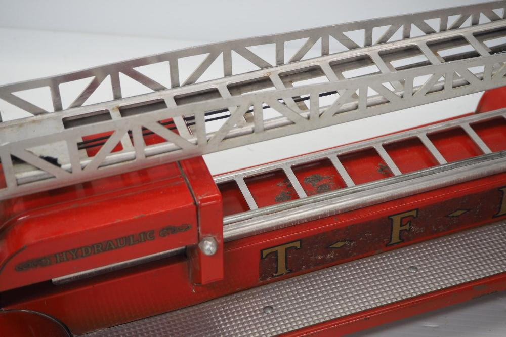 1957 Tonka Aerial Ladder Truck