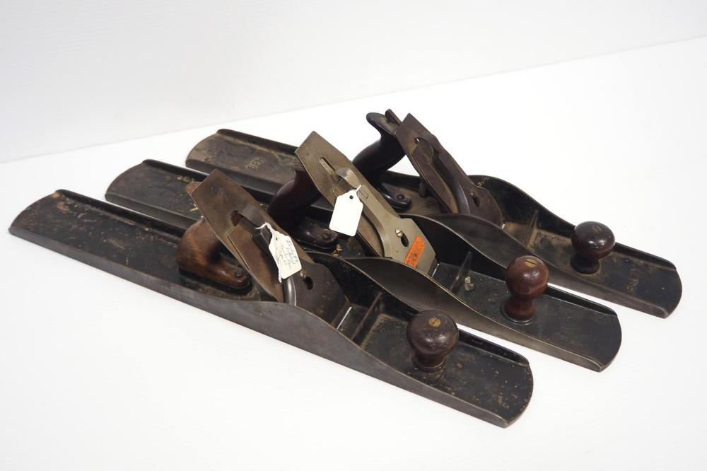 (3) Stanley No.8 Jointer Planes