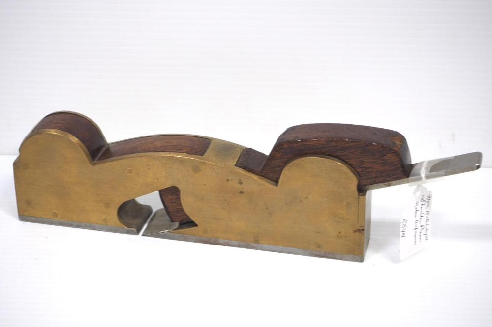 Shoulder Plane with wood infill
