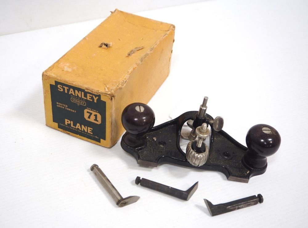 Stanley No.71 Router Plane