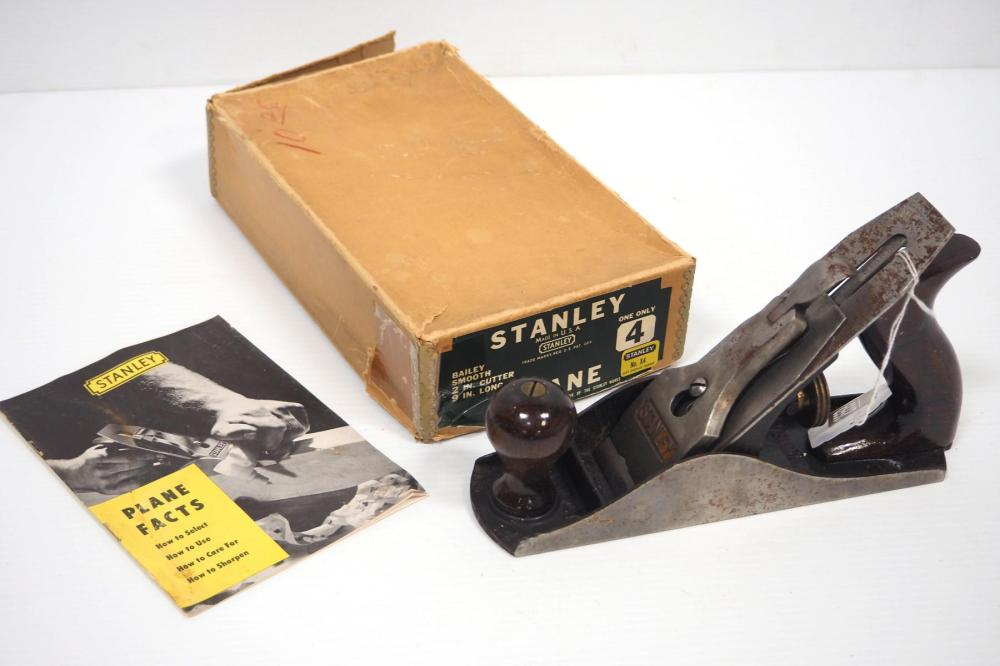 Stanley No.4 Smooth Plane