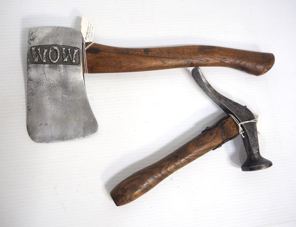 Hatchet and Hammer