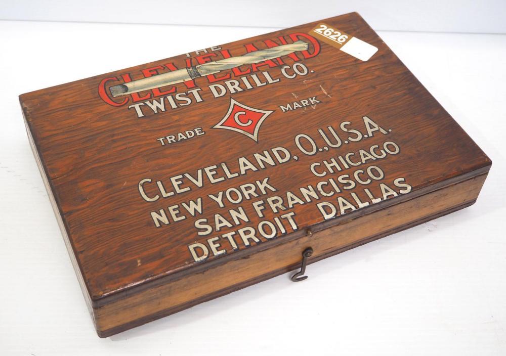 The Cleveland Twist Drill Bit Set