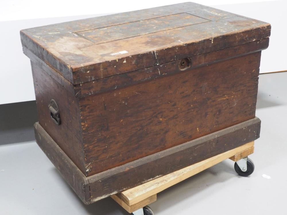 1850's Carpenter's Tool Chest