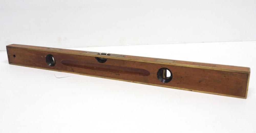 Stanley No.1193 Carpenter's Adjustable Plumb & Level