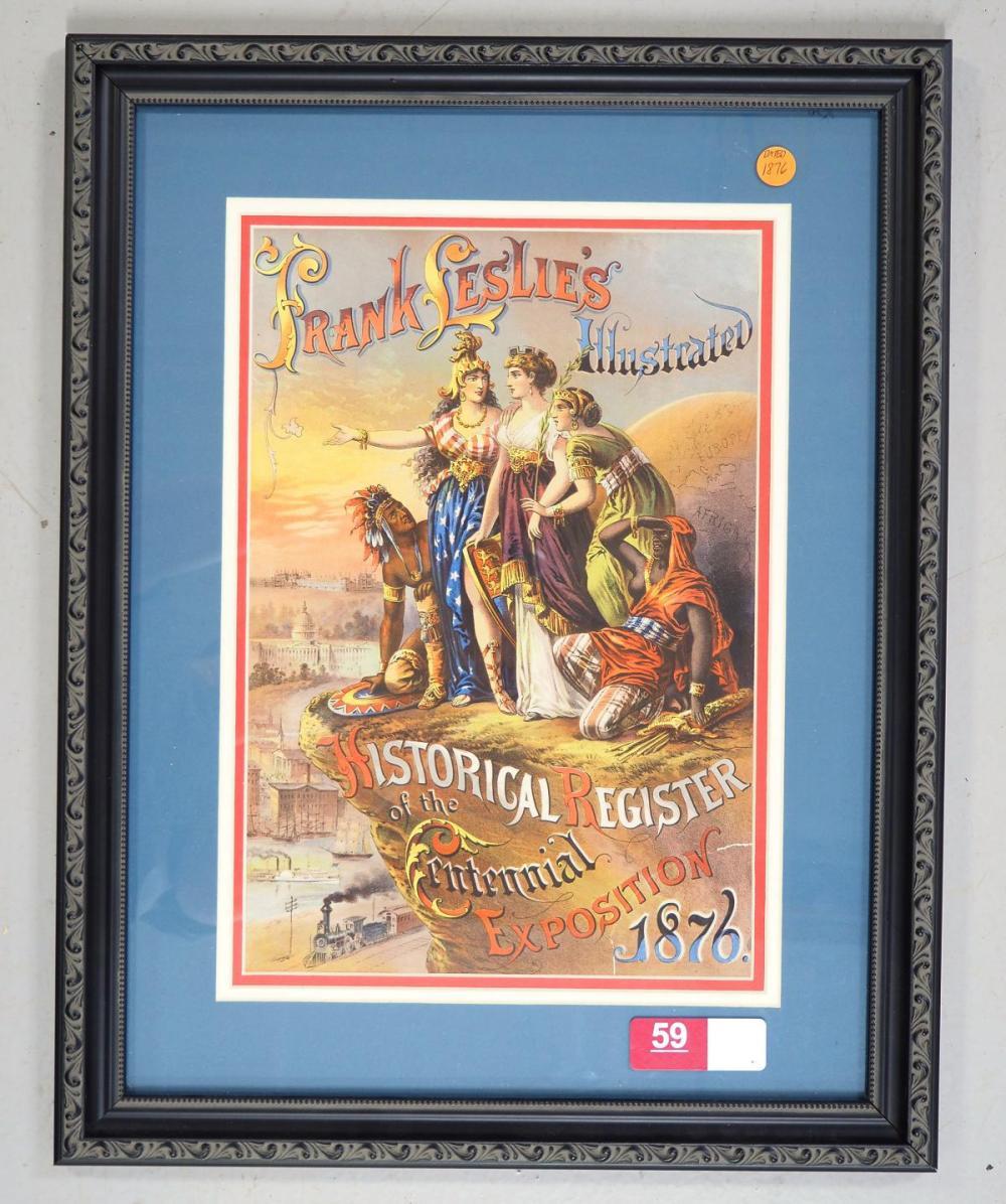 Frank Leslie's 1876 Centennial Exposition