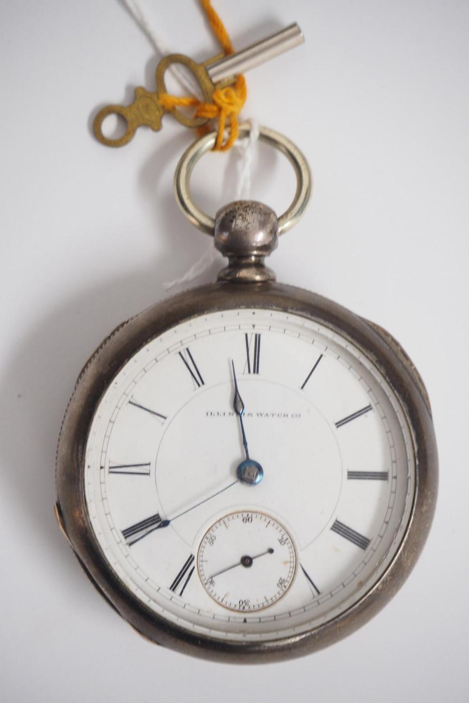 Illinois Corrierl 1828 pocket watch