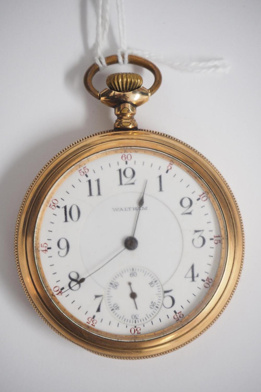 Waltham Royal 17J pocket watch