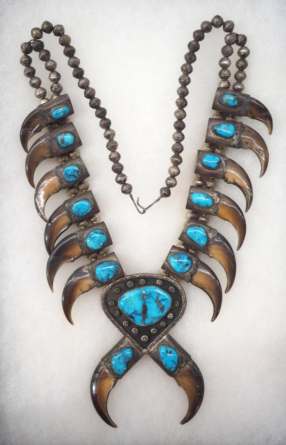 South-west style necklace