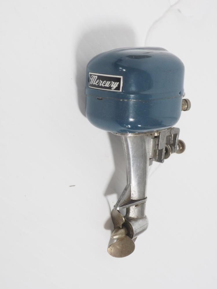 Battery Operated Mercury Outboard Motor Toy