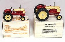 NIB Ertl Blackhawk 20 & NIB Ertl Blackhawk 40 - both near mint