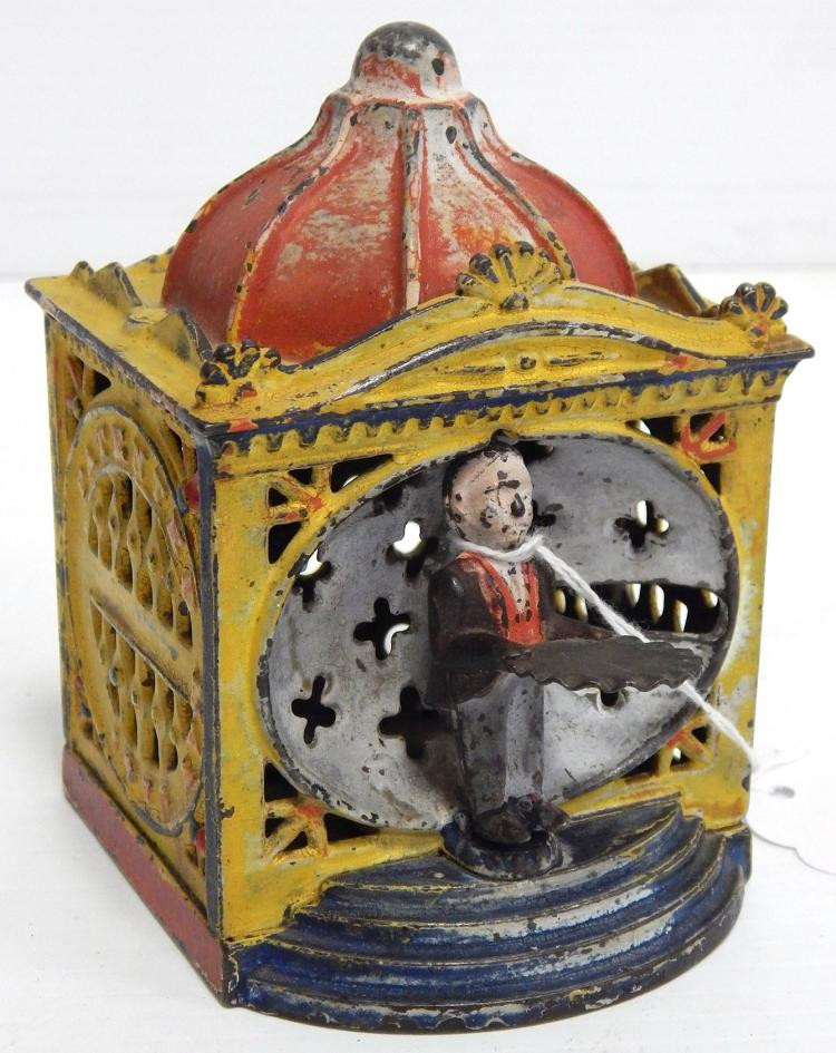 Hall's Lilliput Mechanical Bank
