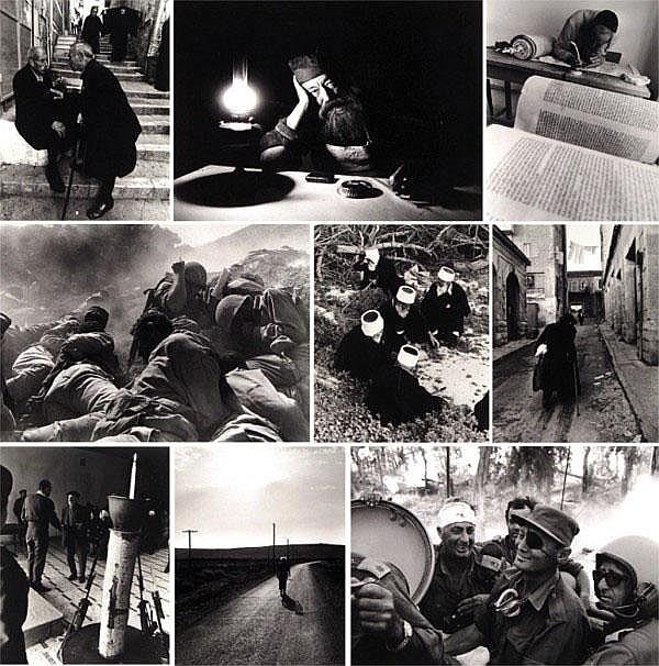 Micha Bar-Am (b. 1930) Israeli MICHA BAR-AM, 1981,