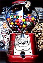 Charles Bell (1935-1995) American GUMBALL 15,, Charles S Bell, Click for value
