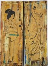 Artist Unidentified (pair)