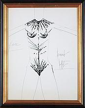 Bernard Buffet (1928-1999) French