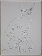 Jean Cocteau (1889-1963) French
