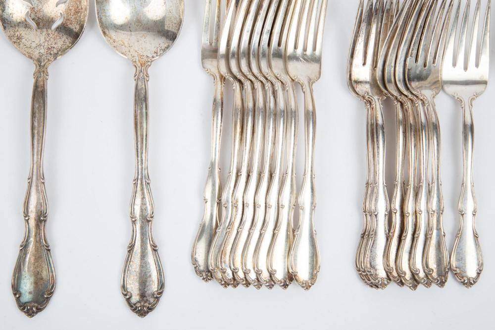 Towle Fontana Regular Fork Sterling Silver Flatware
