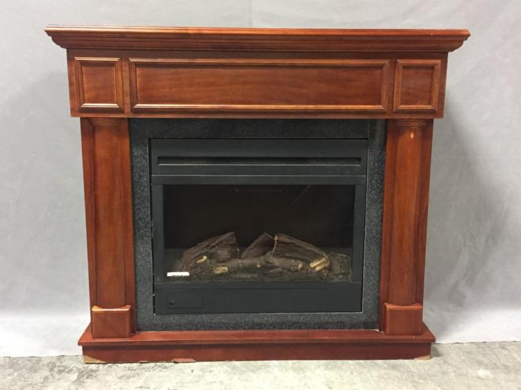 Large Electric fireplace by SA model MFB28-1