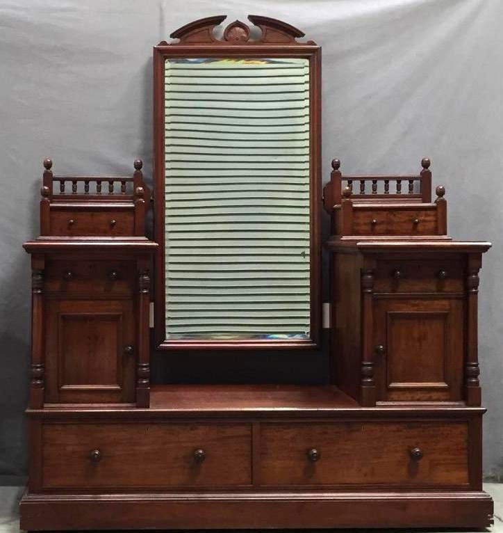 Antique Charles Mills and company vanity
