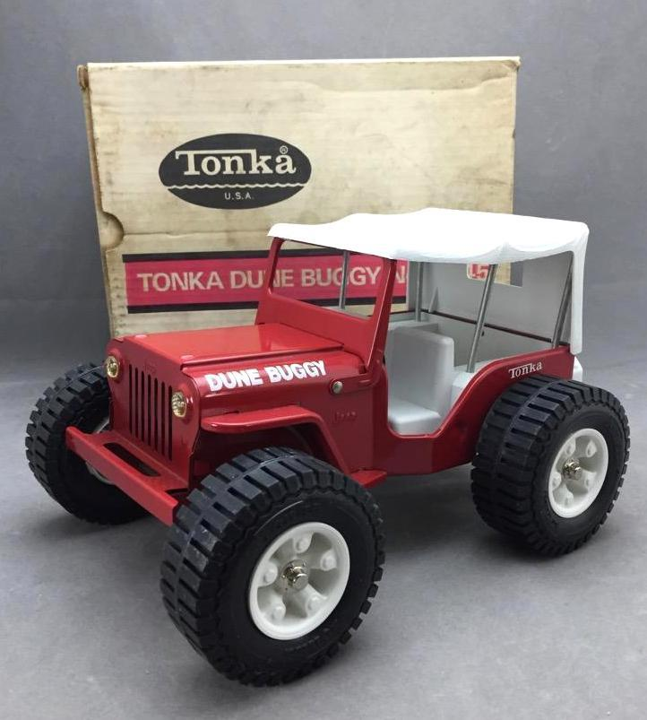 Vintage collectors quality Tonka Dune Buggy model 2445 - in original box