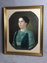 1890s portrait, family commission, George Lowel