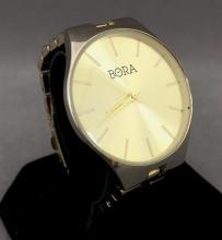 Bora Men's Designer wristwatch, Japan movement