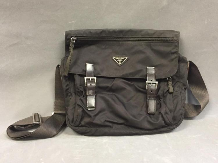 Markes Prada Italian cross body bag