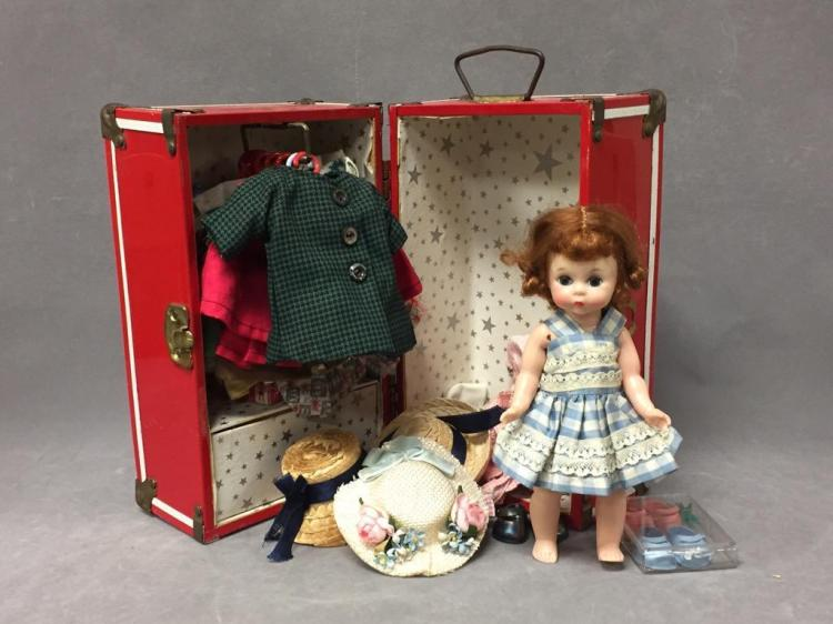 1950 Madam Alexandra doll w/original box & accessories