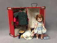 1950 Madam Alexandra doll w/original box & accessories
