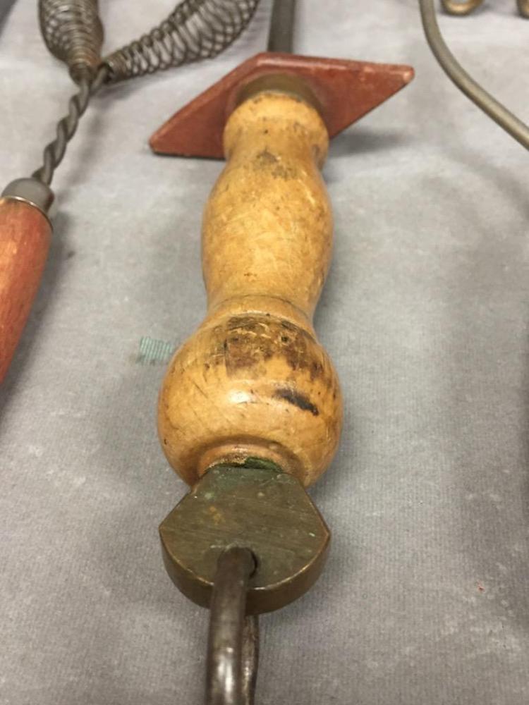 30 Pieces Of Vintage Antique Kitchen Tools