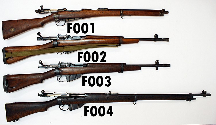F1 -  303br Lee Enfield Cavalry Carbine