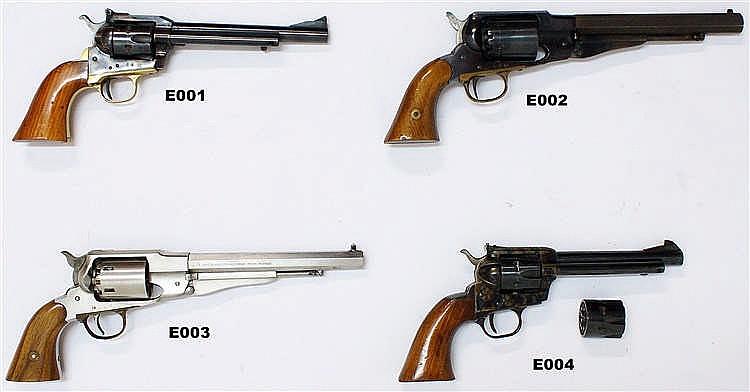 E3 -  44 Euroarms Cap & Ball Revolver